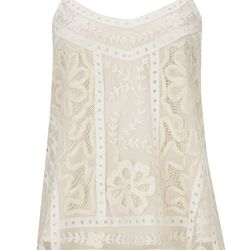 Lace Swing Cami, $90
