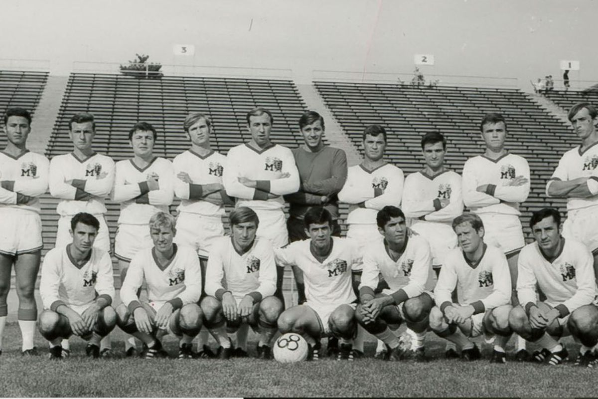 Maryland Men S Soccer To Honor 1968 National Championship