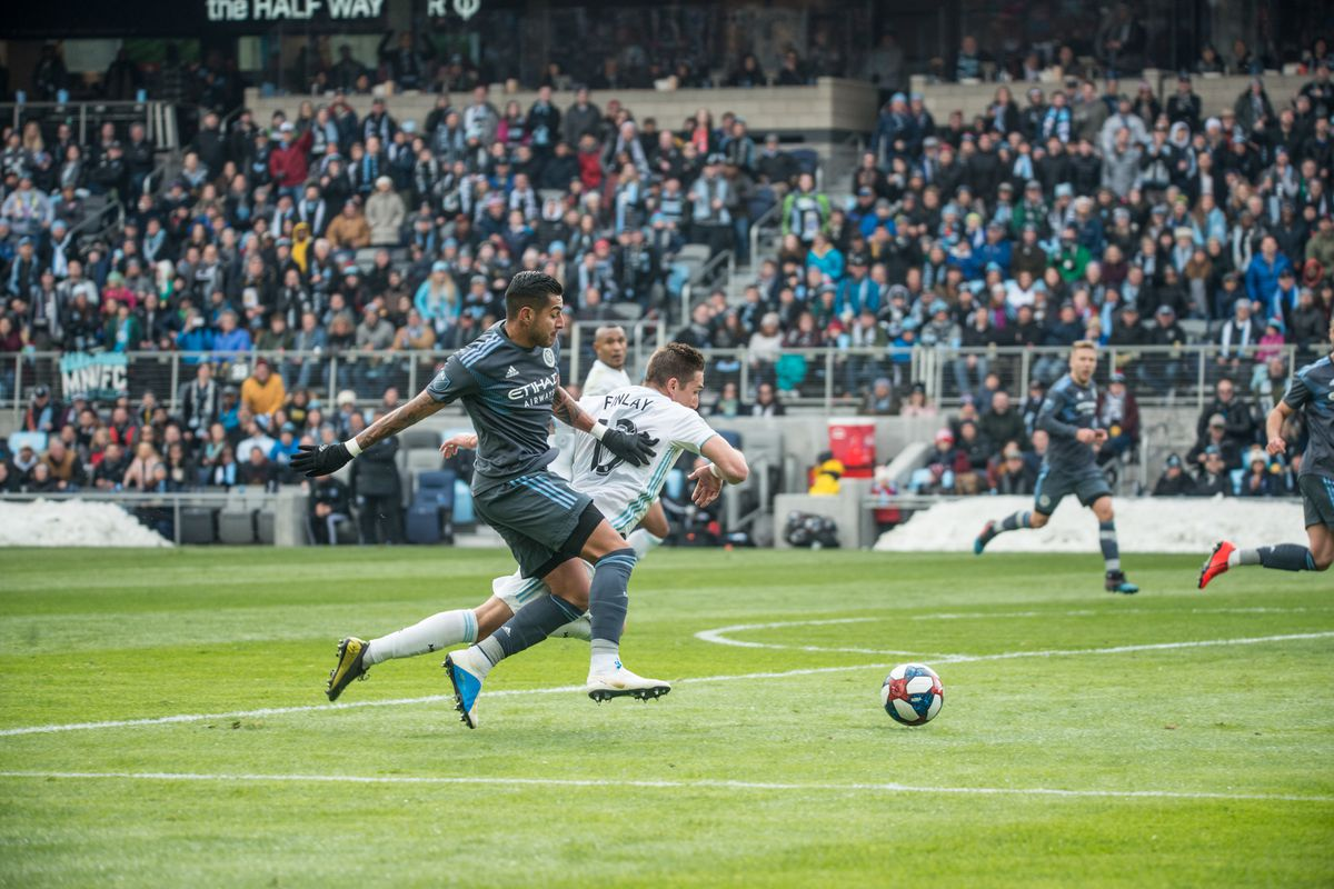 Recap Minnesota United Draws 3 3 With Nycfc In Allianz