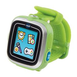 Little kids get their own wrist wearable with the new <b>V-tech KidiZoom Smart Watch</b>, months before Mommy and Daddy get their new Apple Watch. Kids can snap photos, take video, dictate a message, play learning games, oh and of course tell the time wit