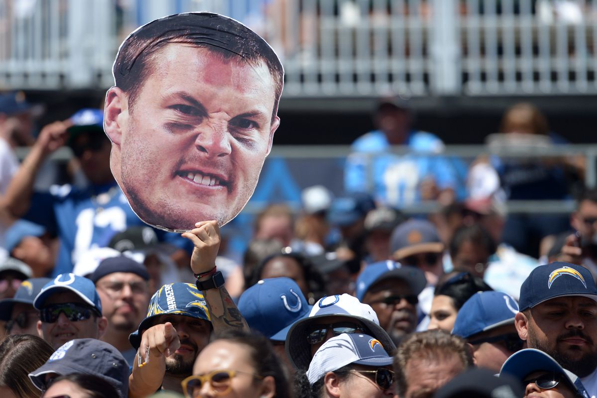 NFL: Indianapolis Colts at Los Angeles Chargers