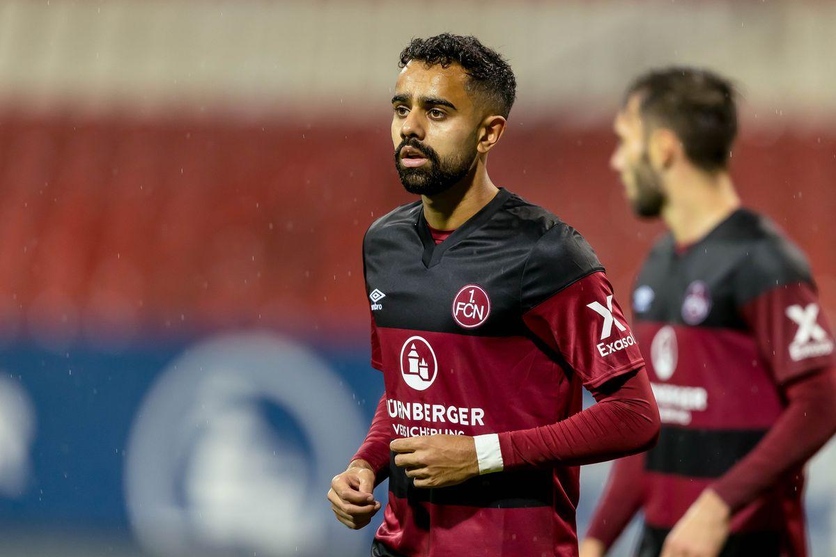 1. FC Nürnberg v Karlsruher SC - Second Bundesliga