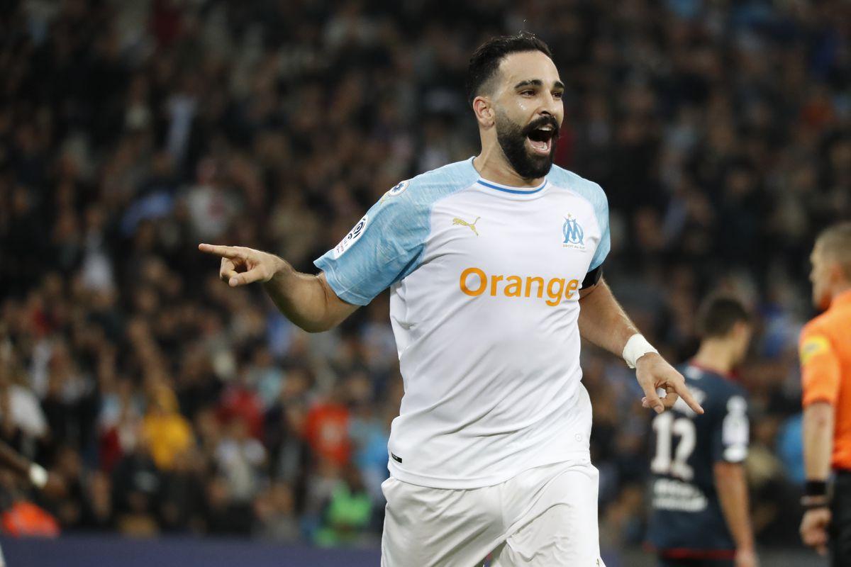 Olympique Marseille v Dijon FCO - Ligue 1
