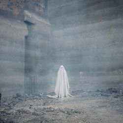 """A scene from """"A Ghost Story."""""""