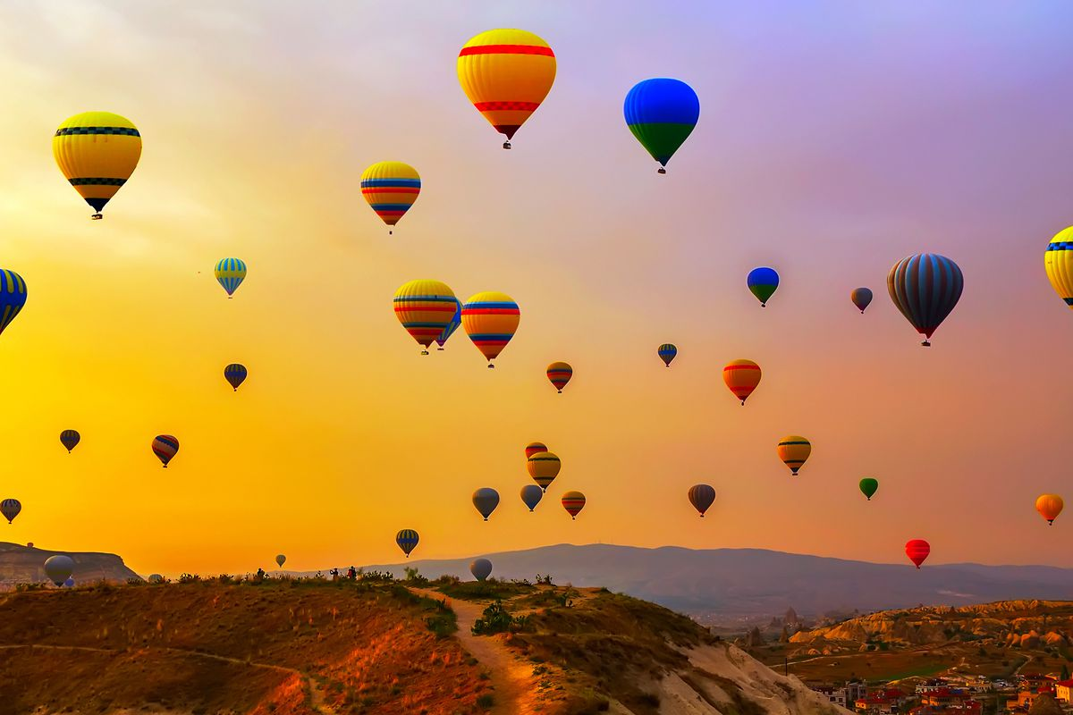 The three-day Ogden Valley Balloon and Artist Festival will lift off Friday morning at 7 a.m. at Eden Park, 2100 N. 5600 East.