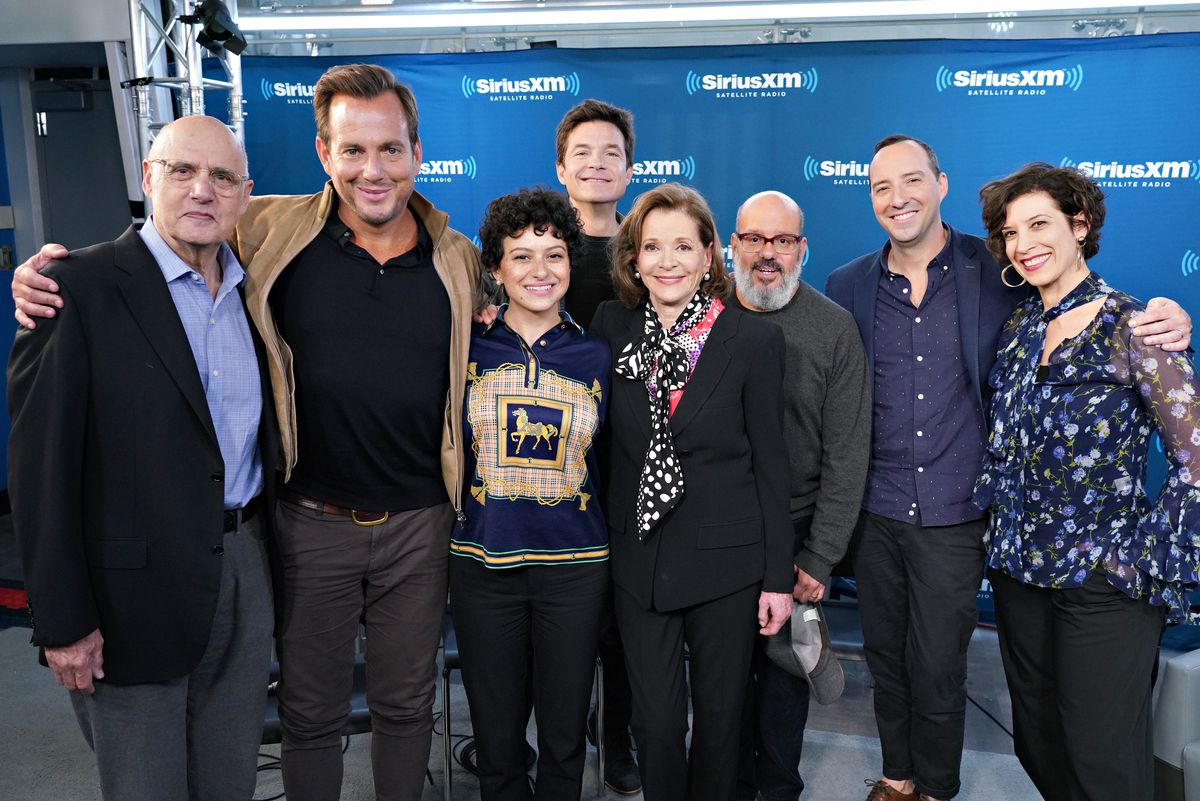 SiriusXM's Town Hall With The Cast Of Arrested Development