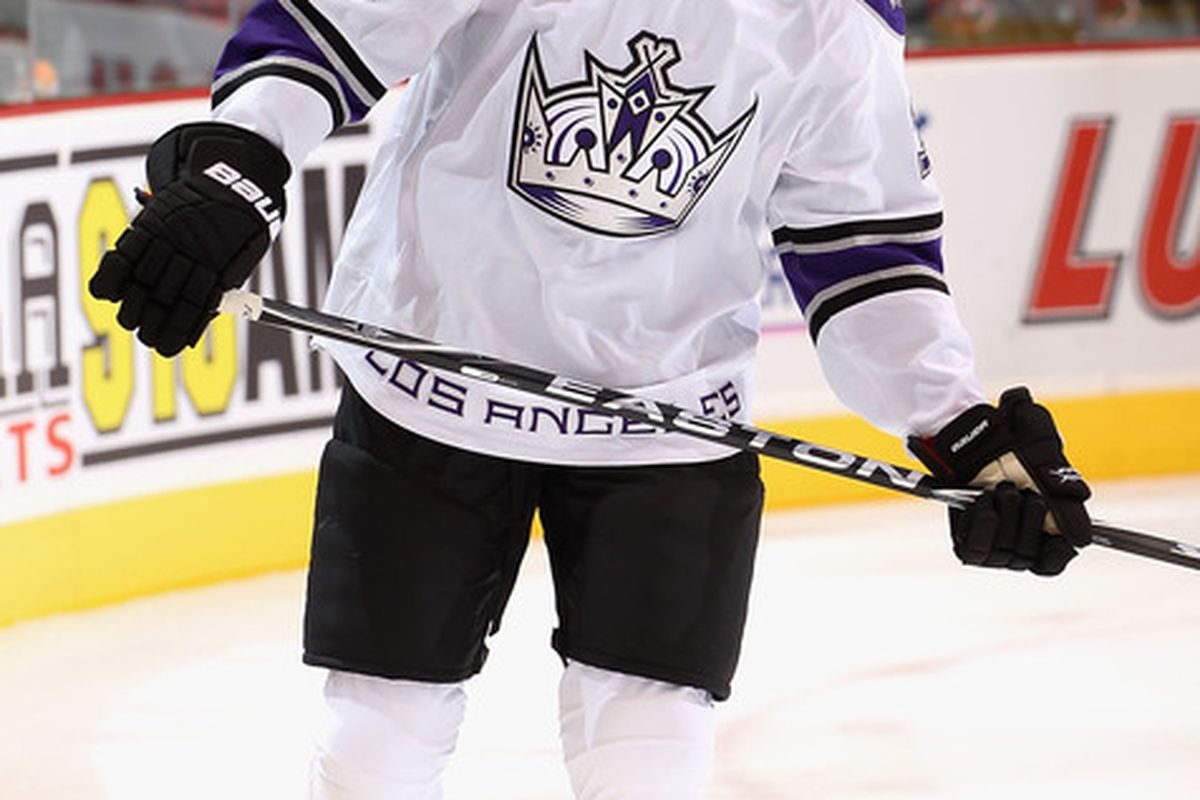 The Kings lost defenseman Willie Mitchell for 4-6 weeks with a broken wrist. How will they cope?