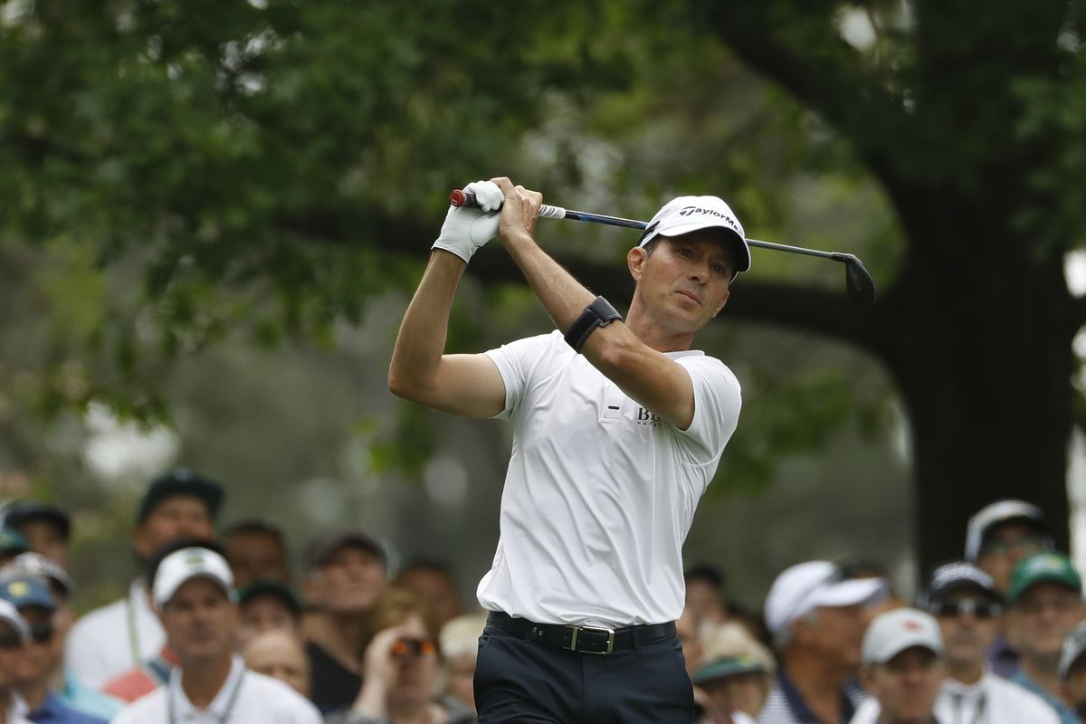 Ex-BYU golfer Mike Weir puts together best round at Masters
