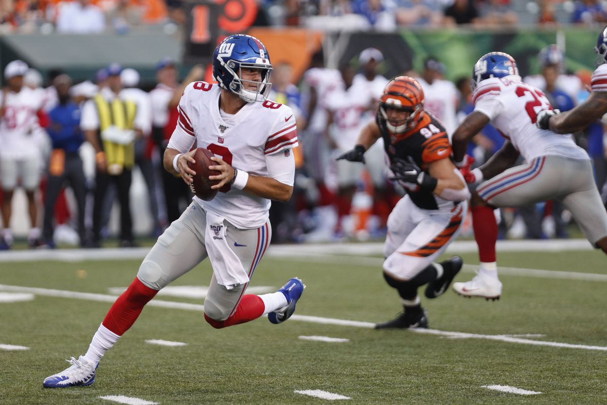 4e93162f 3 winners, 3 losers as Giants defeat Bengals, 25-23 - Big Blue View
