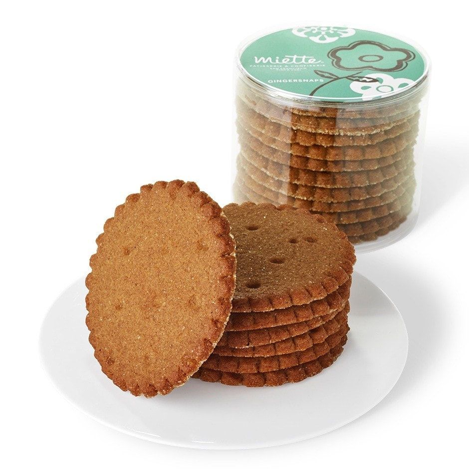 Gingersnaps at Miette
