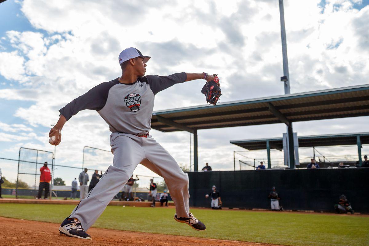 Baseball: Dream Series-Workouts