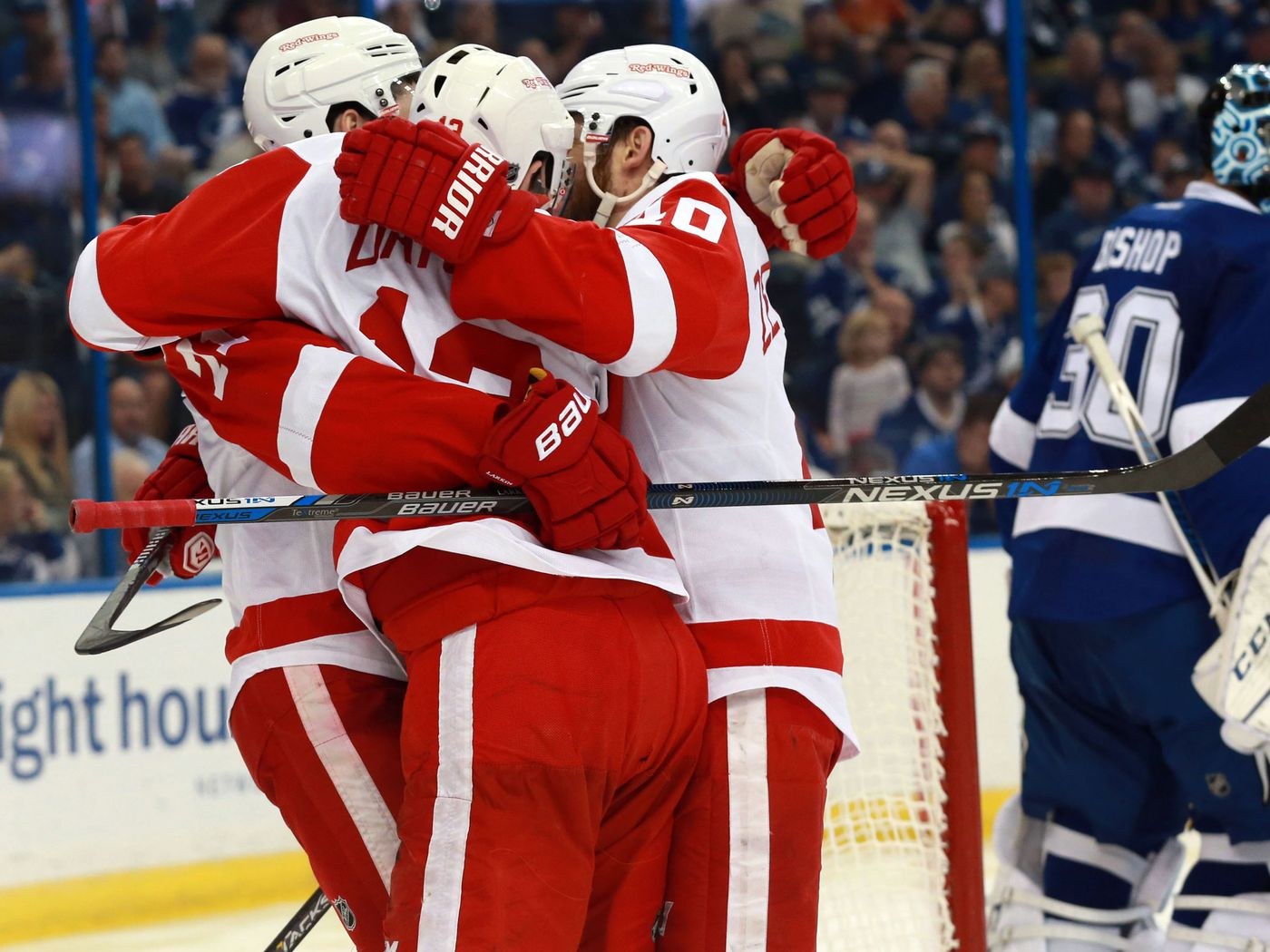7755a91fa56 Setting an Ideal 2016-2017 Red Wings Lineup  Power Play - Winging It ...