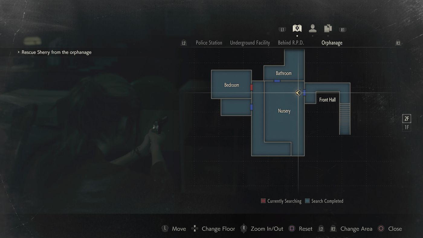 Resident Evil 2 Mr Raccoon Guide All Locations With Maps Polygon