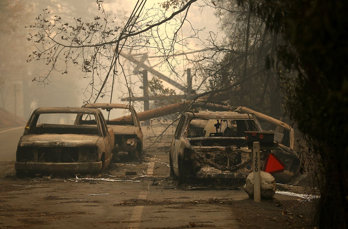California's Deadly Wildfires