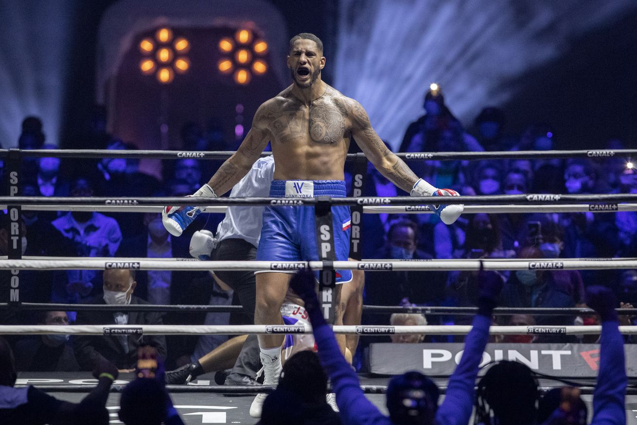 Battle for France - Heavyweight Boxing