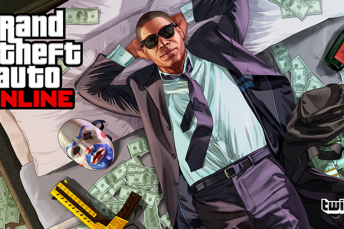 Twitch Prime now offers GTA Online and Red Dead Online