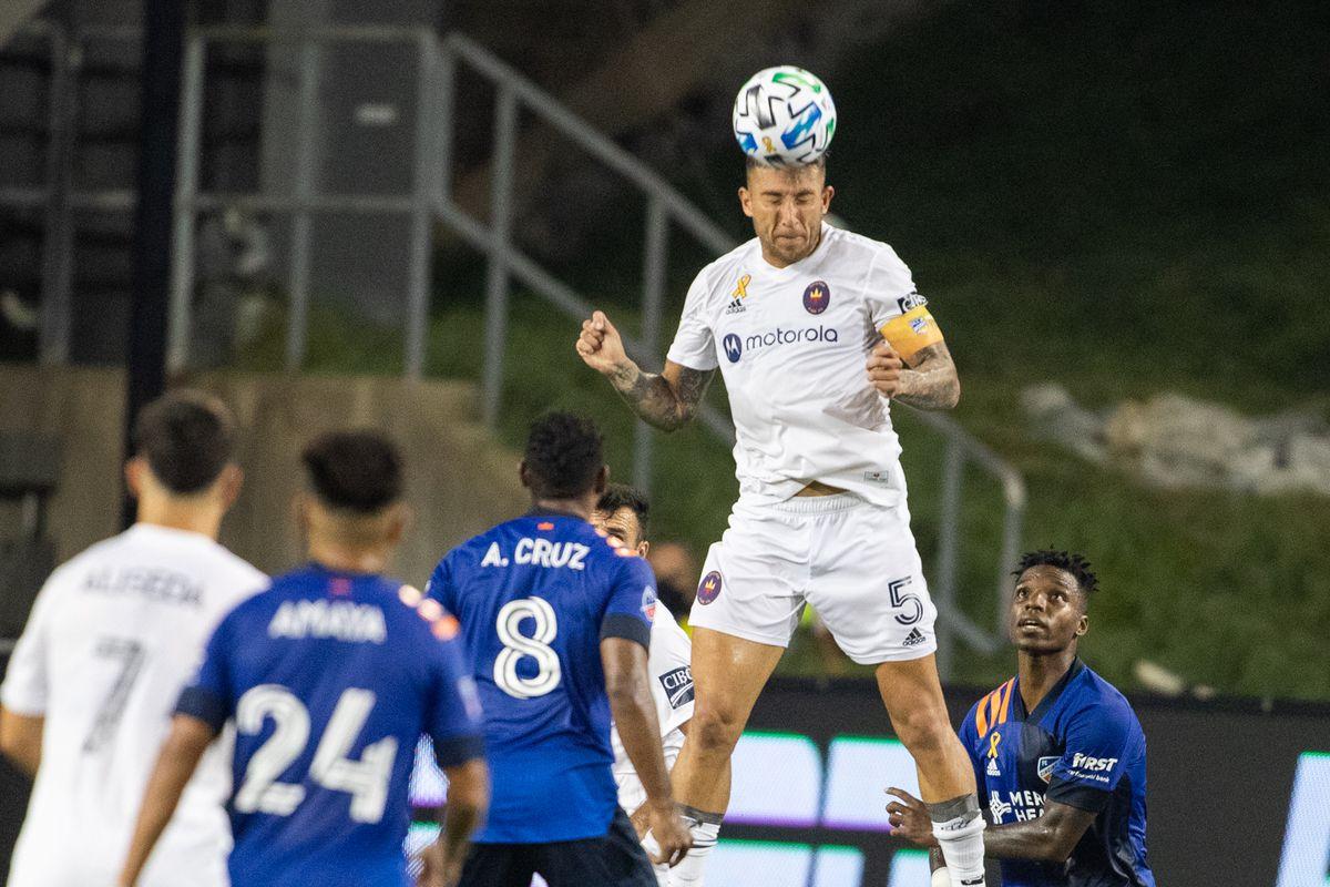 MLS: Chicago Fire at FC Cincinnati