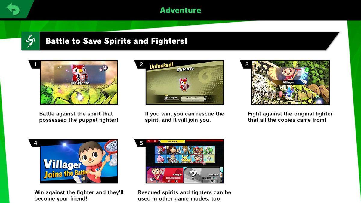 Super Smash Bros Ultimate World Of Light Beginner S Guide Polygon