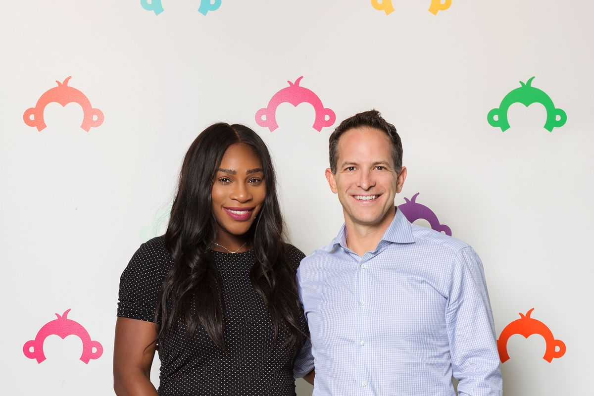 Serena Williams accepts a new challenge - in Silicon Valley
