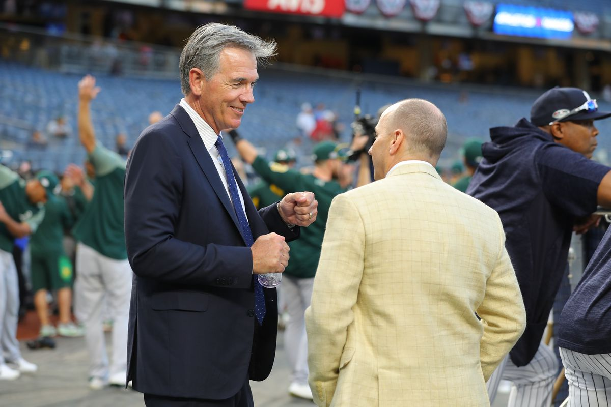 American League Wild Card Game: Oakland Athletics v. New York Yankees