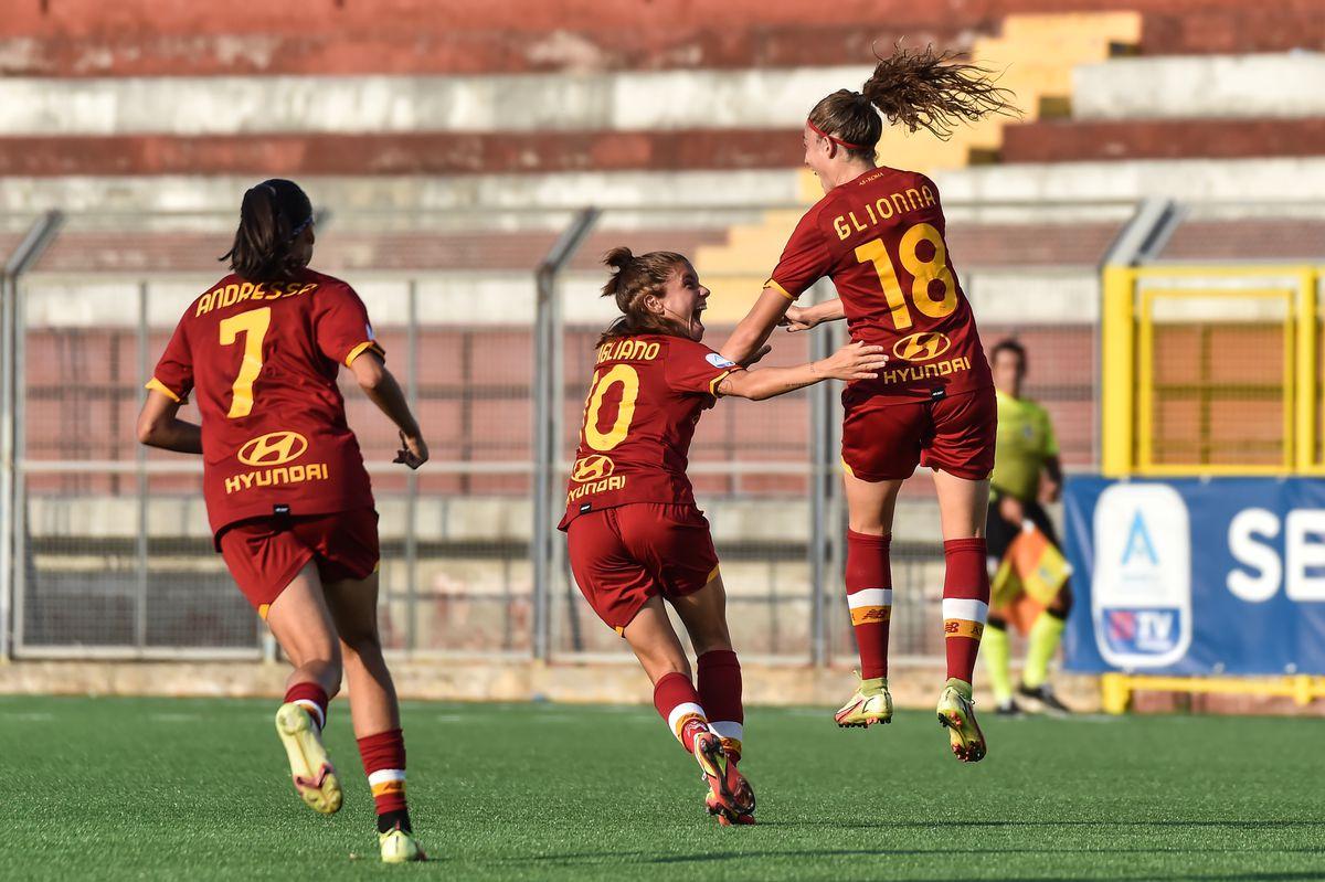 Pomigliano v AS Roma - Women Serie A