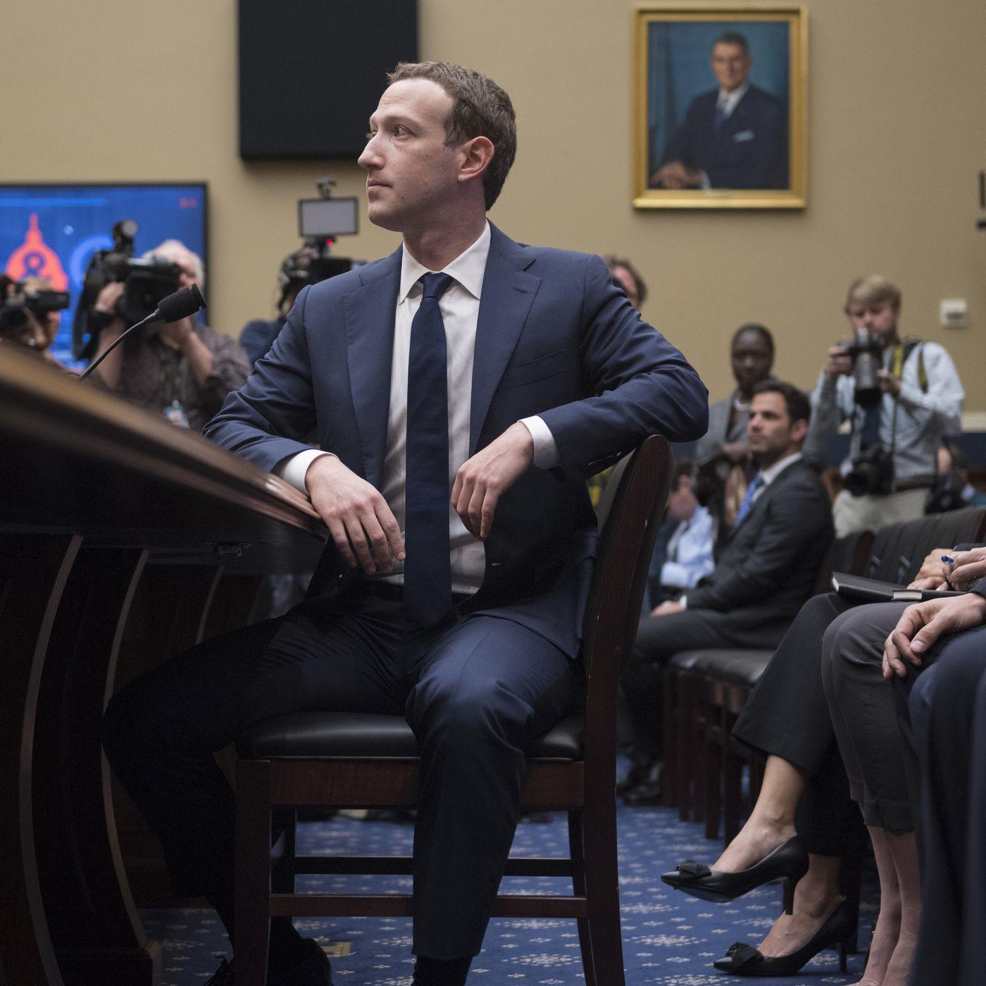 ec05a30141e Facebook CEO Mark Zuckerberg Wears Suit for Congressional Testimony - Racked