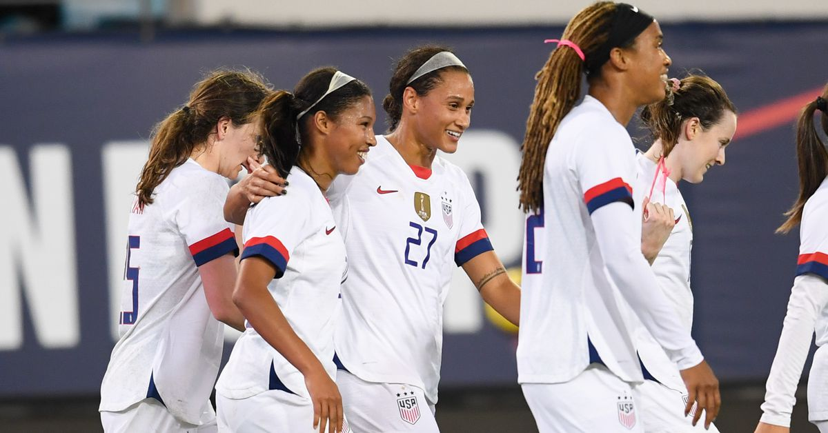 What we really mean when we talk about needing more Black players in American soccer