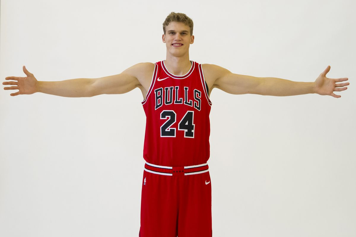 28a6aa8909d This Bulls season should be about Lauri Markkanen