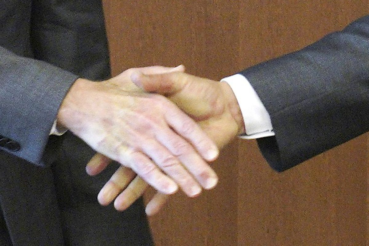 U.S. Secretary of Defense Mark Esper in Japan