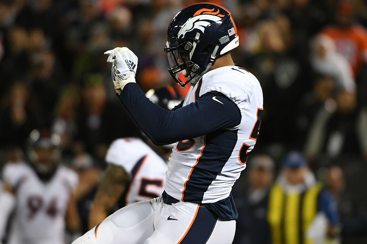 NFLN's Adam Rank predicts a 2-14 Broncos' record, so I offer ... 19-0, baby!