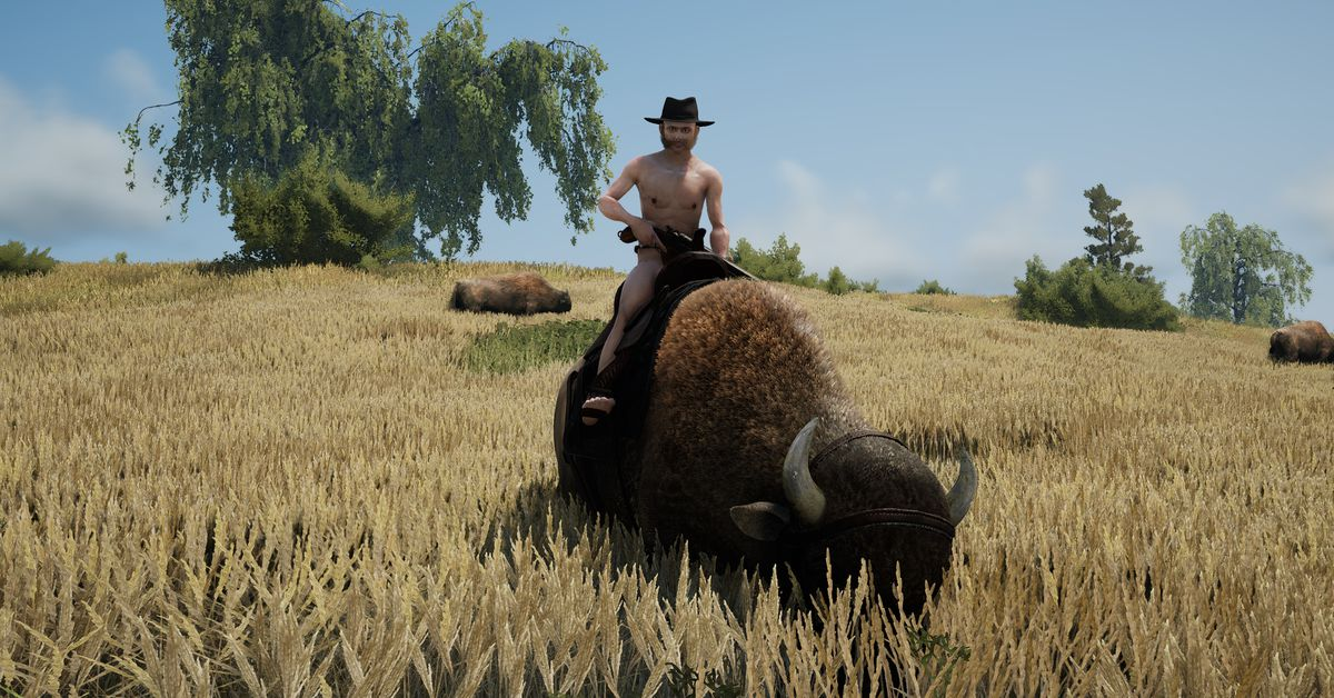 Heat wants to be Red Dead Online for the PC, but the developer has a troubled history