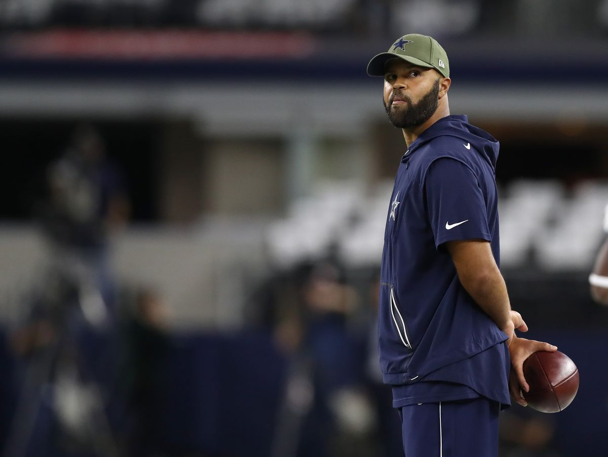 NFL: Tennessee Titans at Dallas Cowboys