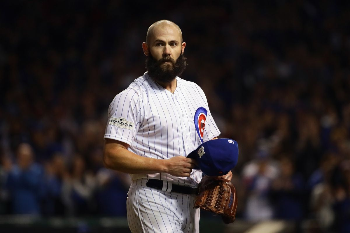 Phillies Considering Jake Arrieta