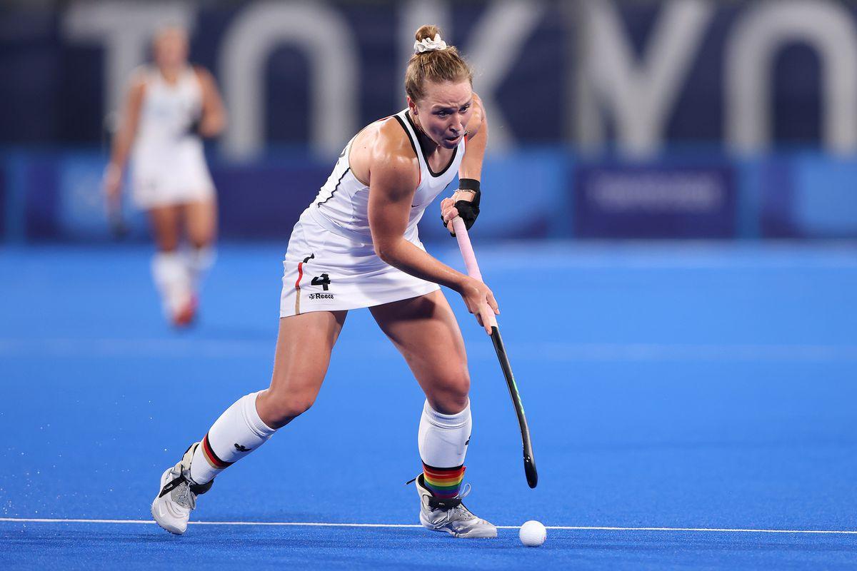 Germany v India - Hockey - Olympics: Day 3