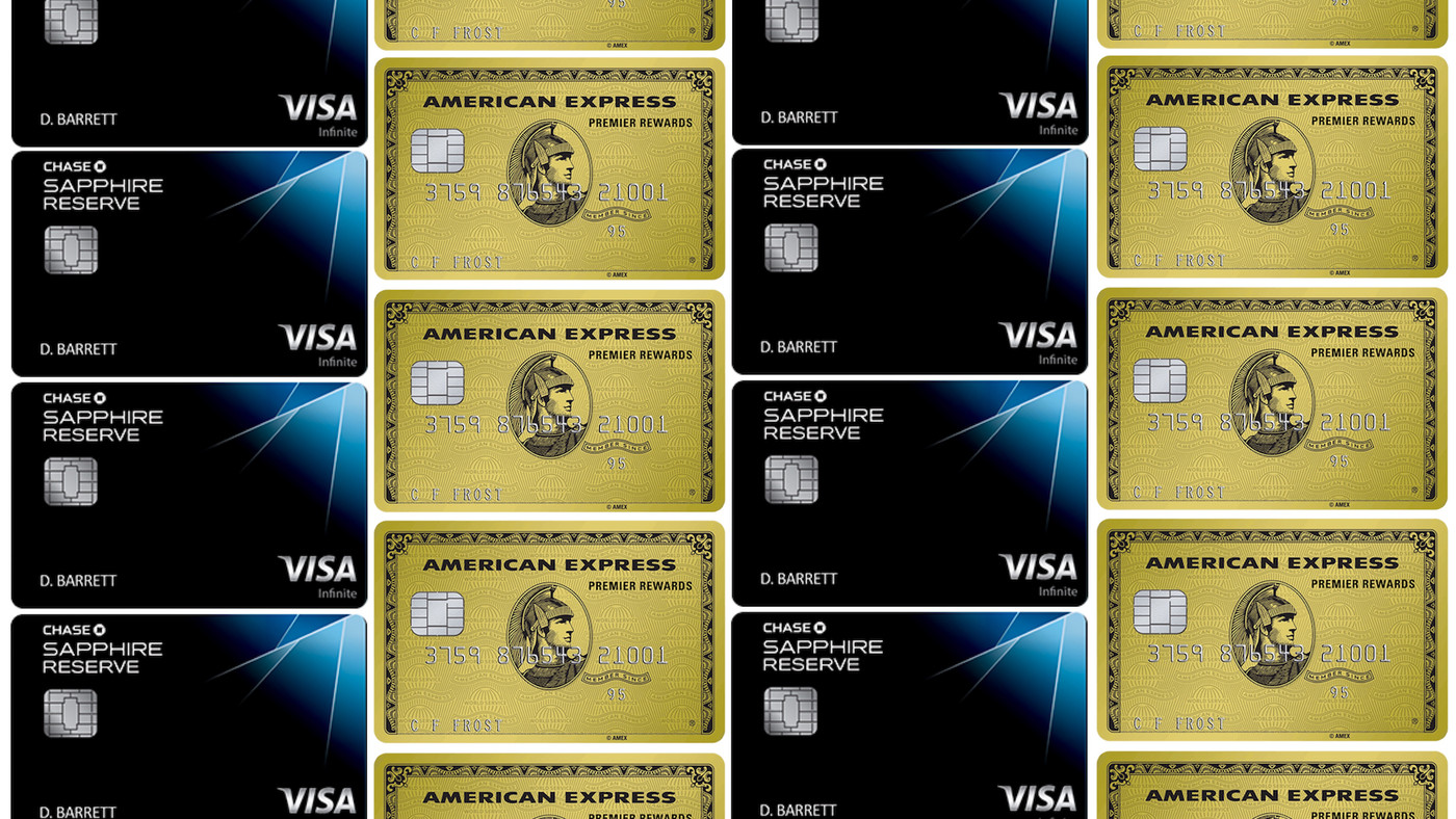 Is American Express's Gold Card the New Chase Sapphire