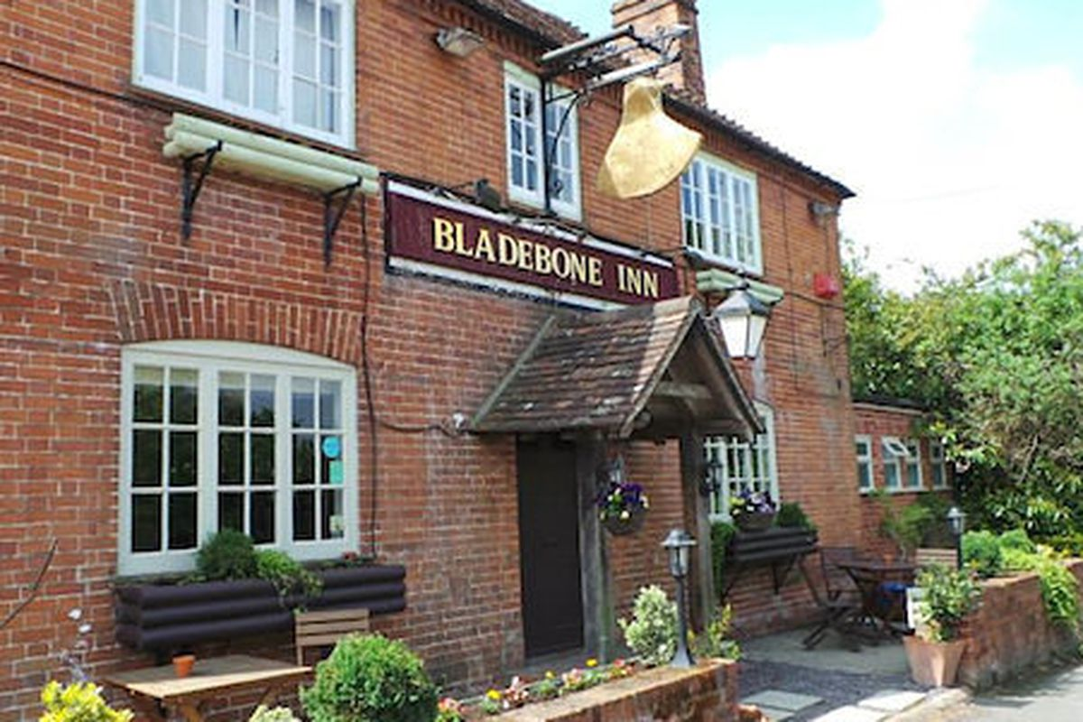 The Bladebone Inn.