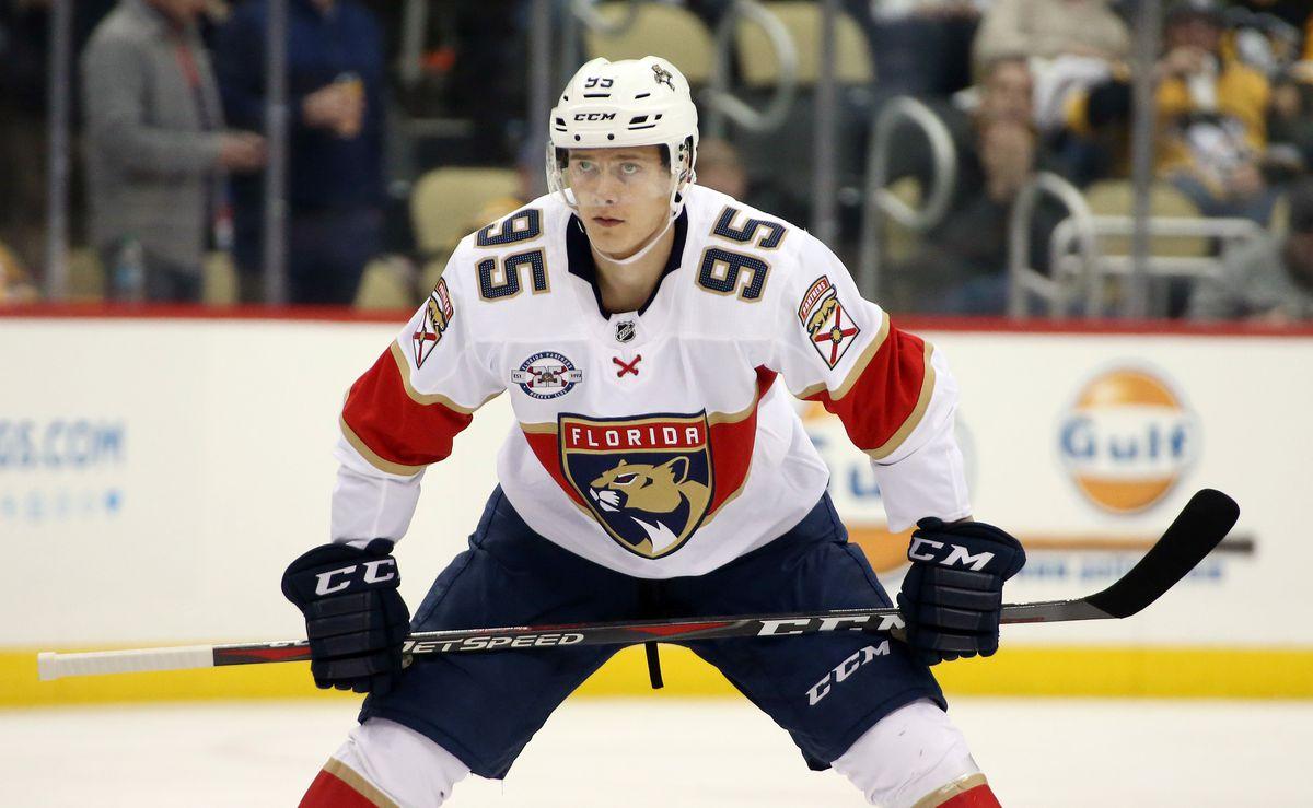NHL: Florida Panthers at Pittsburgh Penguins