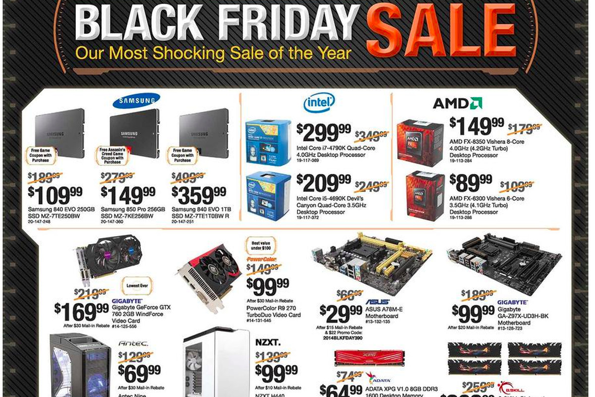 Newegg is a go-to for electronics, accessories, and on-the-spot price drops throughout Black Friday weekend, Cyber Monday and the rest of the holiday shopping season.