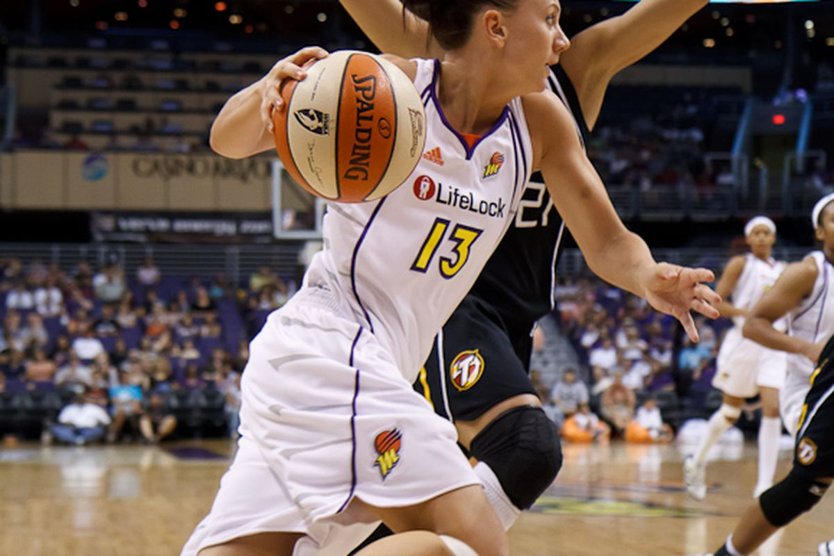Penny Taylor (Photo by Ryan Malone)