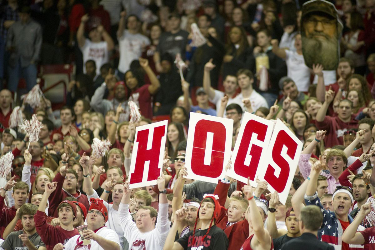 """Will there be """"H-O-G-S"""" Signs still flying in March Madness?"""