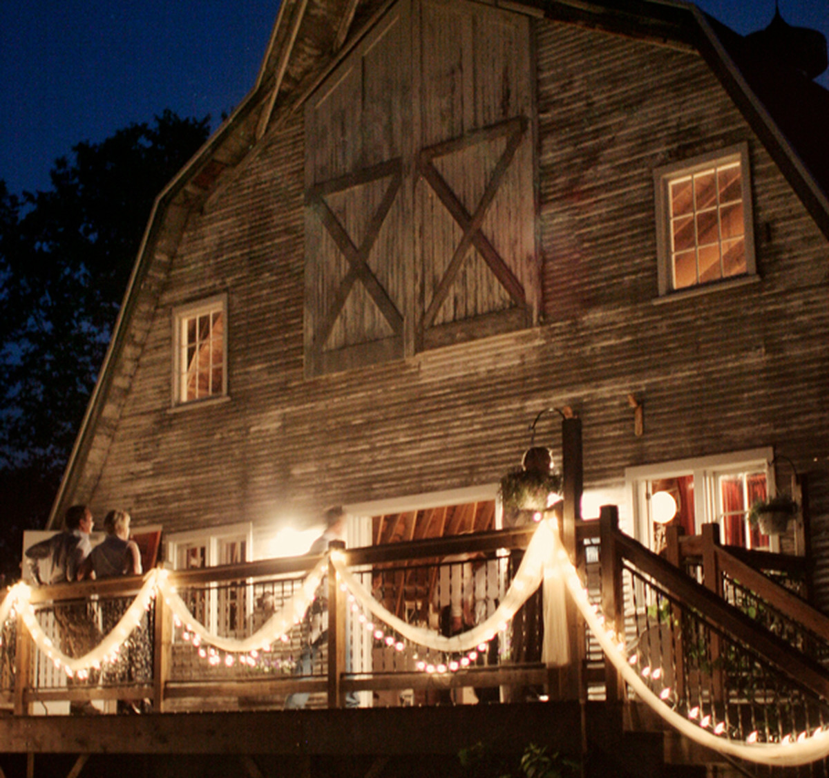 The Stellar Spots for Barn Weddings Just a Bit Further ...