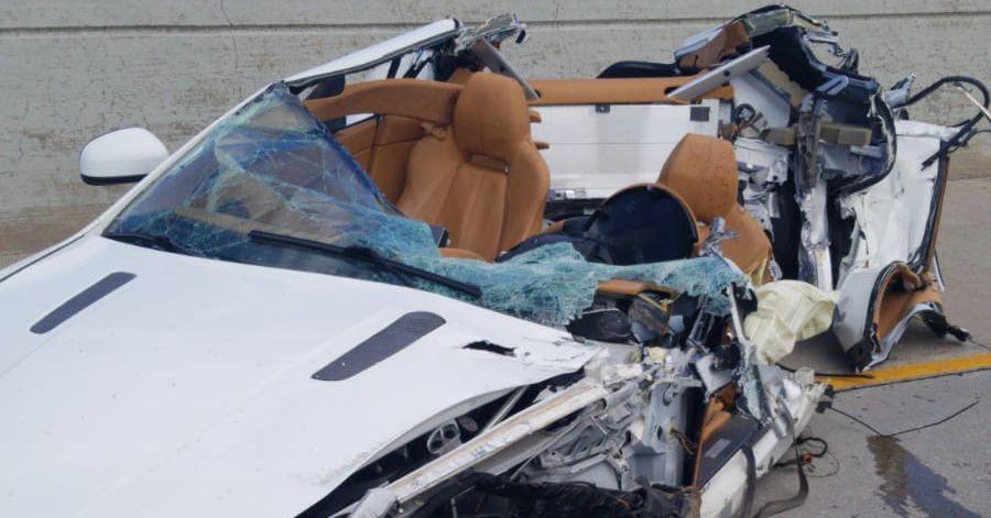 Man Dies After Crashing Aston Martin On Utah Highway Deseret News