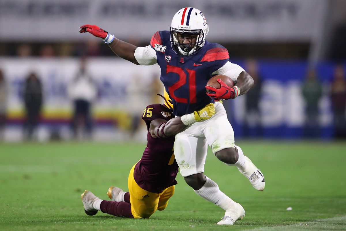 arizona-wildcats-taylor-nfl-scouting-combine-indianapolis-2020-tate-whittaker-college-football