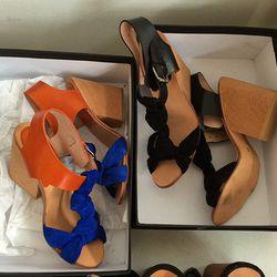 A Détacher sandals, $200