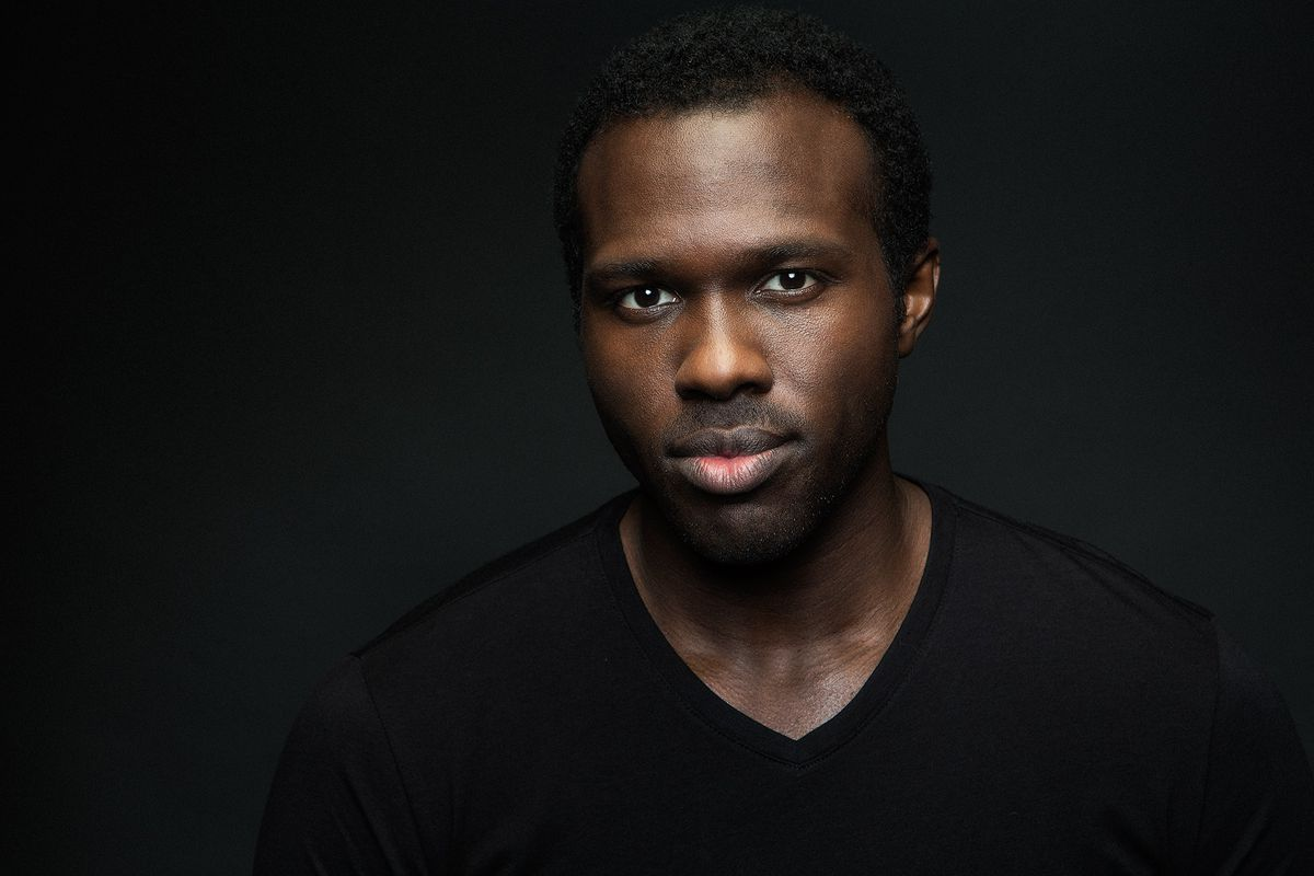 """Joshua Henry will play Aaron Burr in the Chicago production of """"Hamilton."""" (Photo: Courtesy of Broadway in Chicago)"""