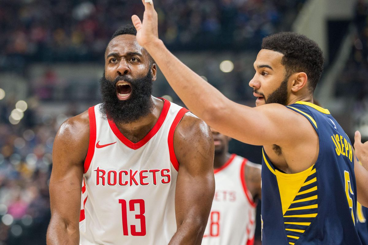 pacers vs rockets - photo #48