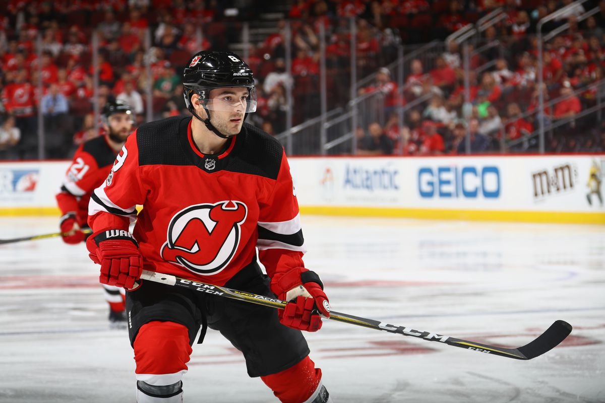 Sabres pounded by Devils, 6-2