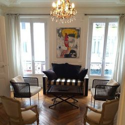 """""""My Paris home for the next few days.. Love this apartment."""" Who wouldn't??"""