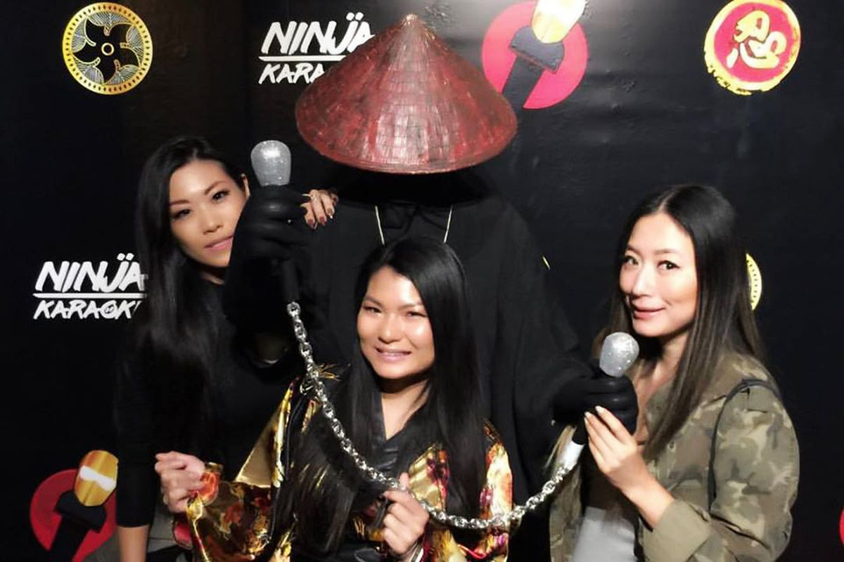 Ninja Karaoke