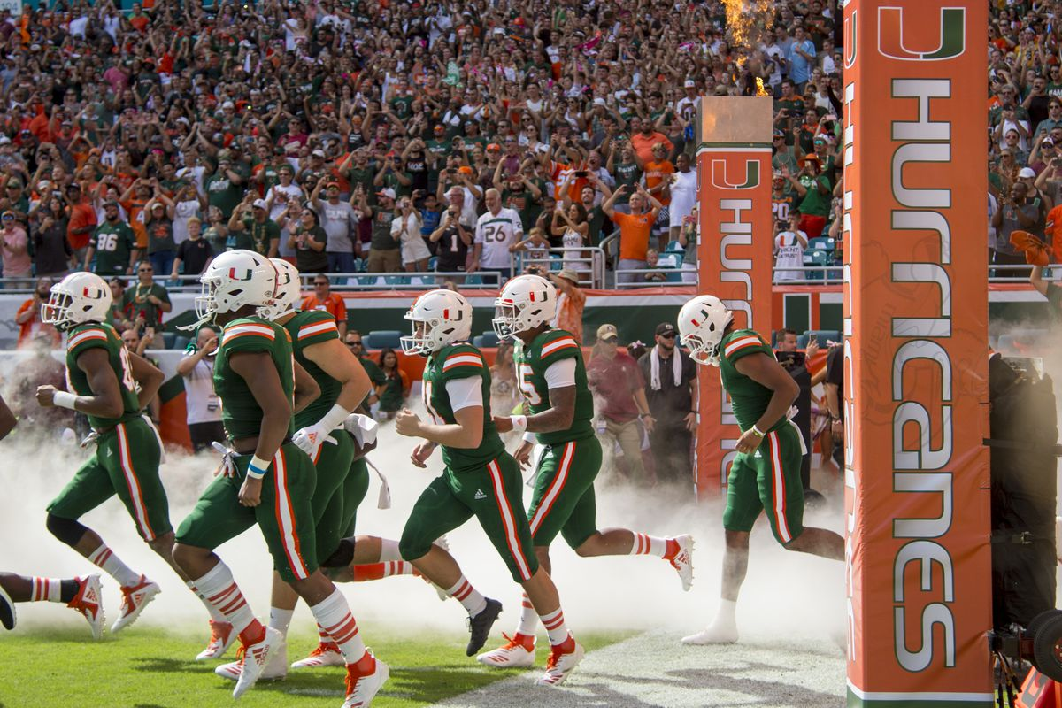 COLLEGE FOOTBALL: OCT 06 Florida State at Miami